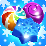 Crafty Candy – Match 3 Magic Puzzle Quest Icon
