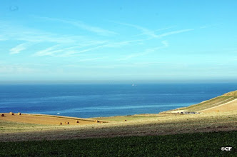 Photo: Les abords du cap gris nez