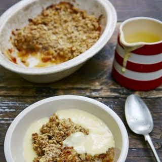 Apple Crumble No Flour Recipes.