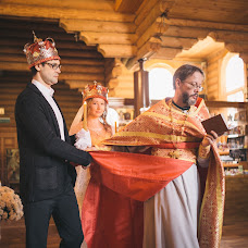 Wedding photographer Anton Mukhachev (AntonMuhachev). Photo of 26.06.2017