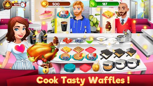 cooking kitchen chef - restaurant food girls games screenshot 1