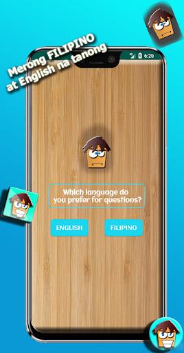 CRAZYWORD u25b2 UNIQUE WORD GAME (Filipino, English) android2mod screenshots 2