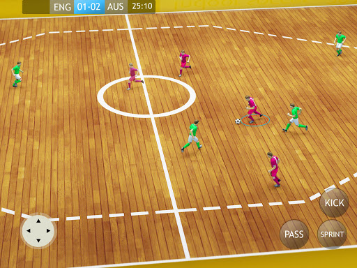Indoor Soccer 2020  screenshots 6