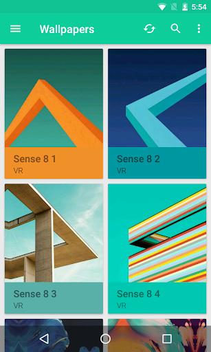 Theme - Sense 8