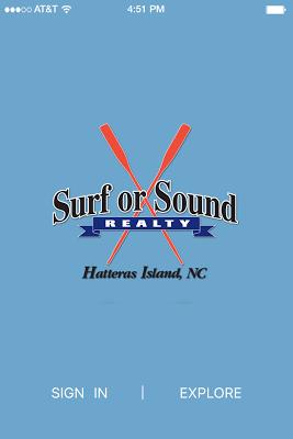Surf or Sound - screenshot
