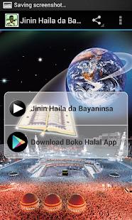 Jinin Haila da Bayaninsa - náhled