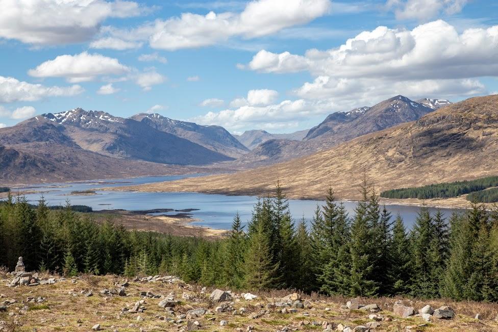 Szkocja plan podróży, Z Glasgow na Wyspę Skye