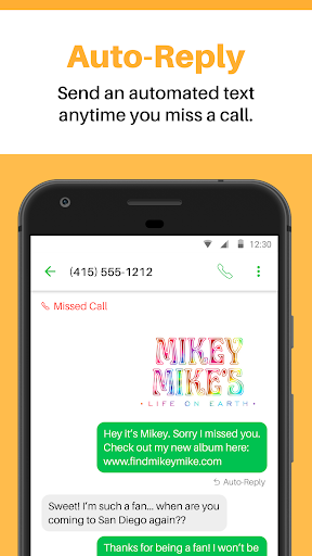 Sideline - Second Phone Number - Work or Personal screenshot
