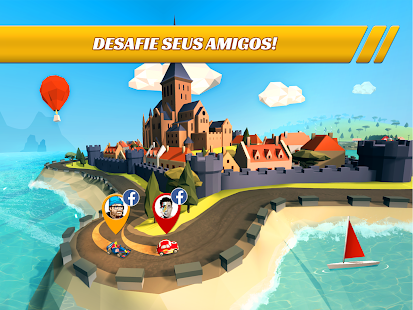 Pocket Rush Screenshot