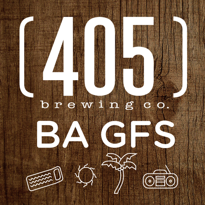 Logo of (405) Barrel Aged Grapefruit Sout