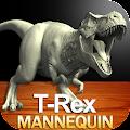 T-Rex Mannequin download