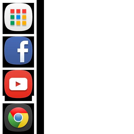 サイドバーアプリケーション+ 工具 App LOGO-APP試玩