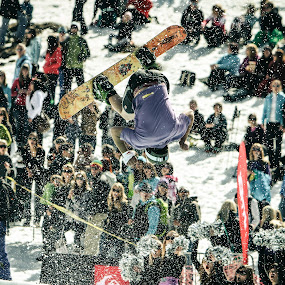 by Lovro Konjedic - Sports & Fitness Snow Sports