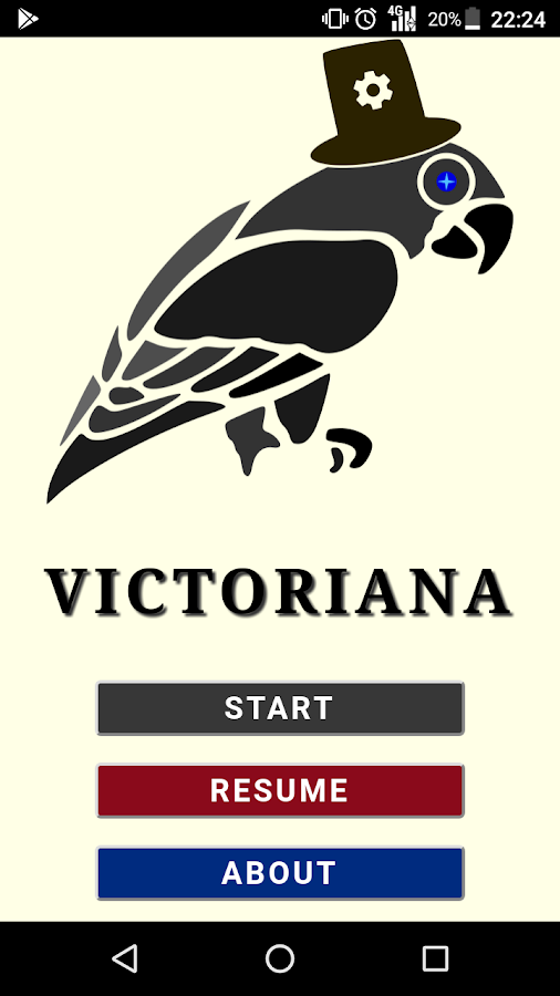 Victoriana - Choose Your Own Adventure- screenshot
