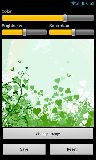 Heart & Feeling Live Wallpaper screenshot 2