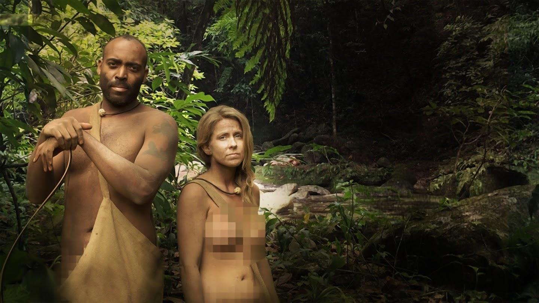 Naked and Afraid: Gruesome Grub
