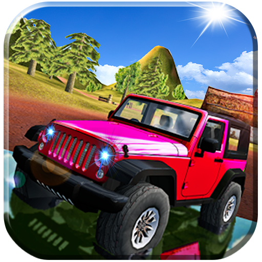 New Hillock Prado Offroad Jeep driving 3D 2017