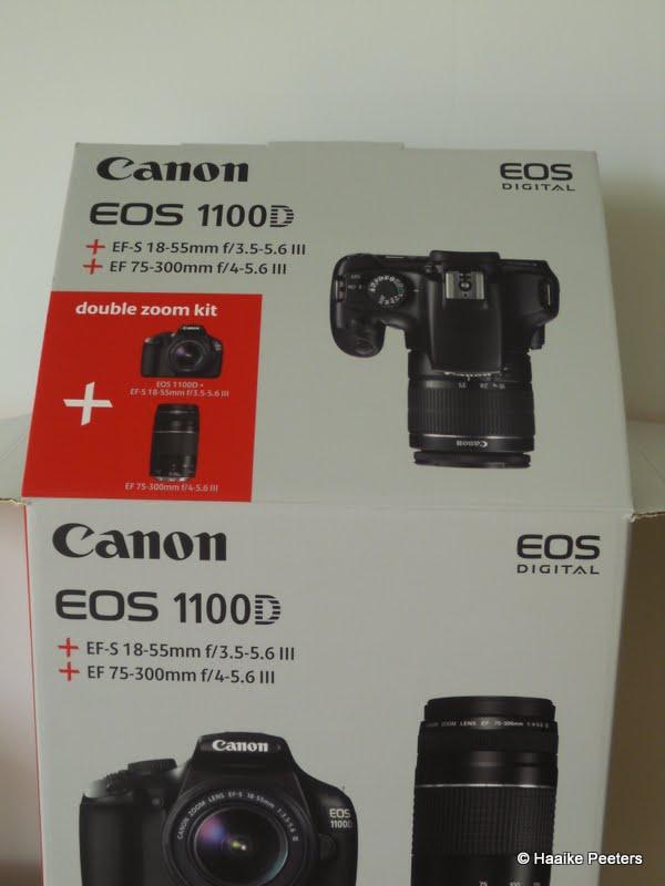 Canon Eos 1100D (Le petit requin)