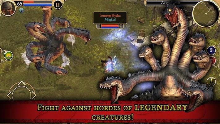 Titan Quest Screenshot Image
