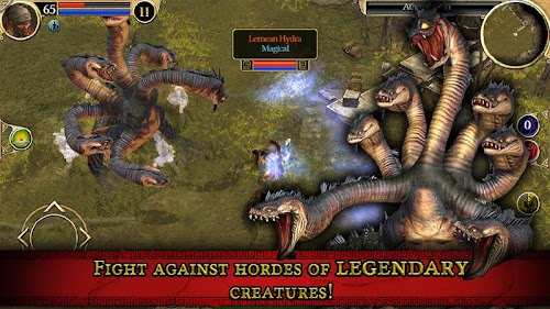 Screenshot 2 Titan Quest 1.0.1 APK+DATA MOD
