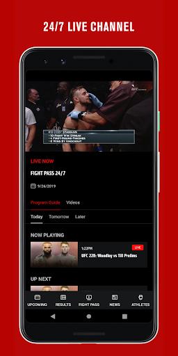 UFC screenshot 5