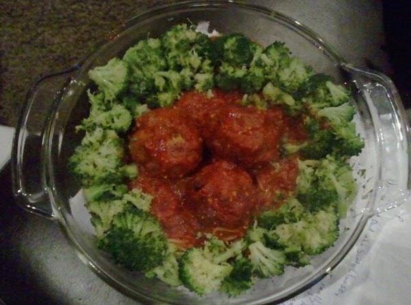 Hubby Size Meatballs Recipe