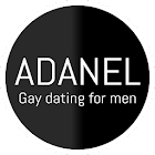 Adanel: chat gay para ligar y buscar citas gratis icon