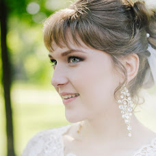 Wedding photographer Alina Akhmadullina (alinaakh). Photo of 15.07.2016