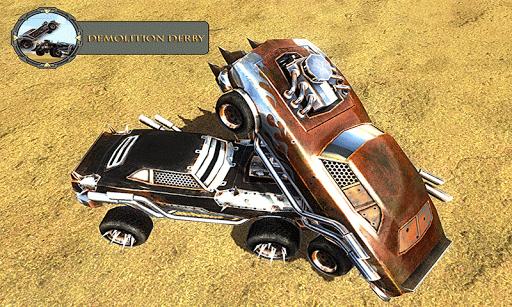 Monster Car Derby Fight 2k16 1.0 screenshots 3
