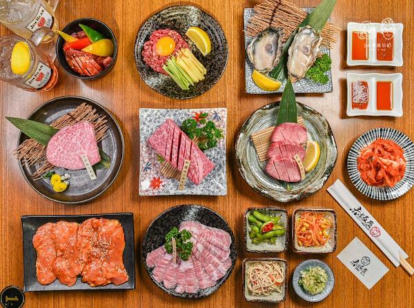 赤坂屋日式燒肉店:台中西區美食-什麼?原來台中第一家日式燒肉就在公益路美食戰區!