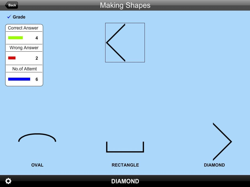 Making Shapes Lite Version- screenshot