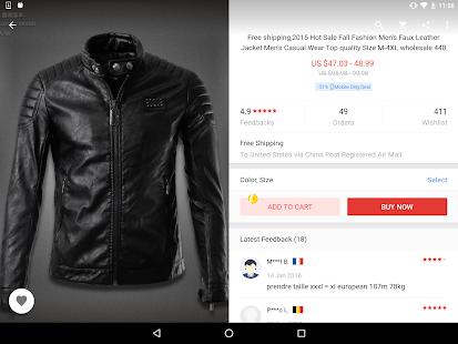 AliExpress Shopping App Screenshot 10