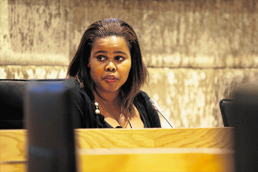 Lindiwe Mazibuko. Picture: SHELLEY CHRISTIANS