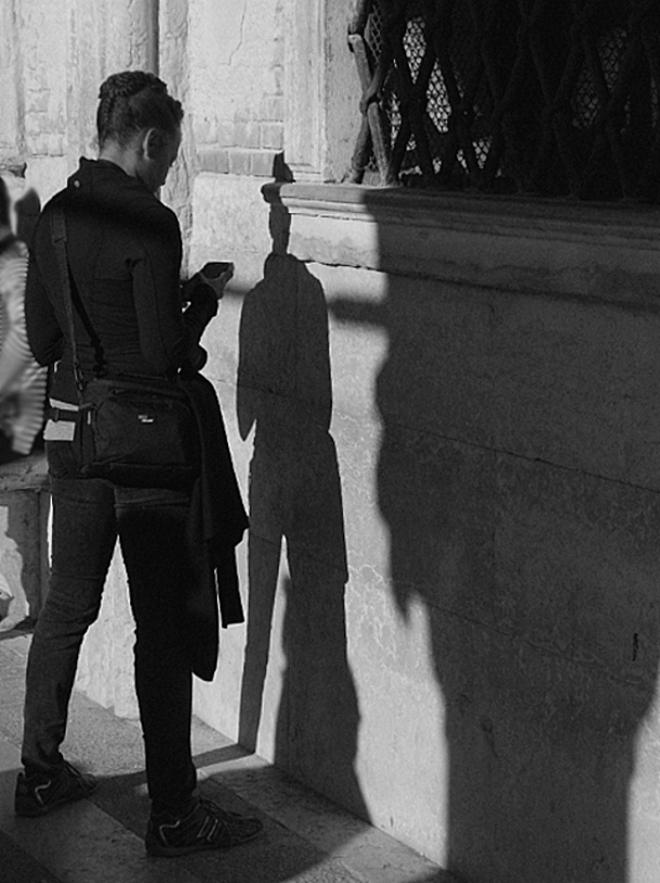 Colloquio con l' ombra di lucaldera