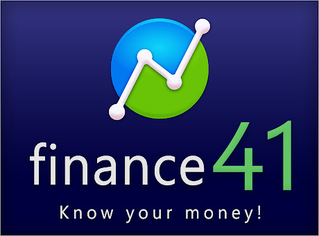 Finance41 Personal Finance Manager
