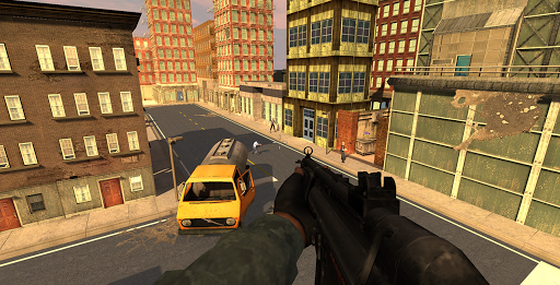 Zombie Hunter : Undead Survival Sniper Hit 1.0.0 screenshots 1