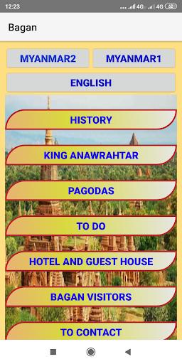 Myanmar Bagan 1.8 Screenshots 1