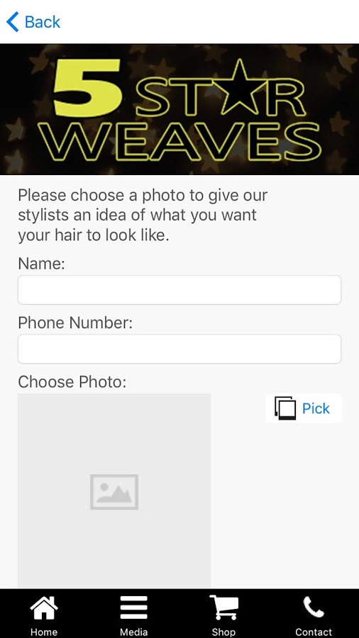 5 Star Weaves- screenshot