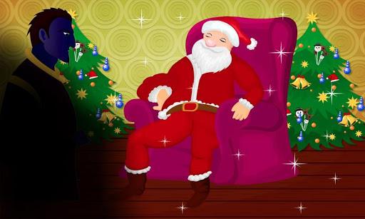 サンタの脱出ゲーム3をモーニングコール