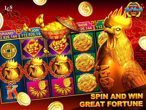 Golden HoYeah Slots - Real Casino Slots screenshot 12