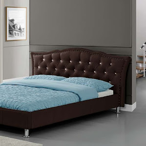 Leather Beds - Laylowbeds
