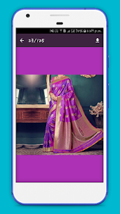 Silk Saree Designs 2017 - náhled