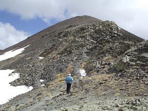 Photo: Pujant cap al Cim de la Roca Blanca