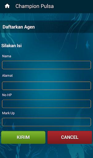 Champion Pulsa  screenshots 8