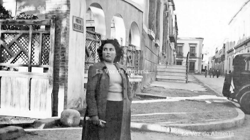 Antes de llegar a las escalerillas del Parque estaba la casa de Villa Mercedes, que el empresario Santiago Martínez le dedicó a su esposa. A. Buendía