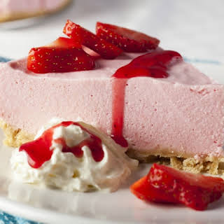 Strawberry Mousse Cheesecake Recipe!.