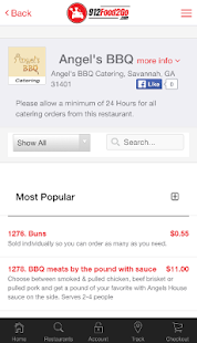 912 Food 2 Go- screenshot thumbnail