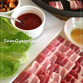 Korean-style Pork Belly BBQ At Home