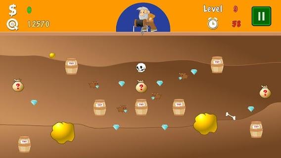 Gold Miner screenshot 00