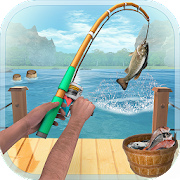 Game Real Fishing Simulator 2018 - Wild Fishing APK for Kindle